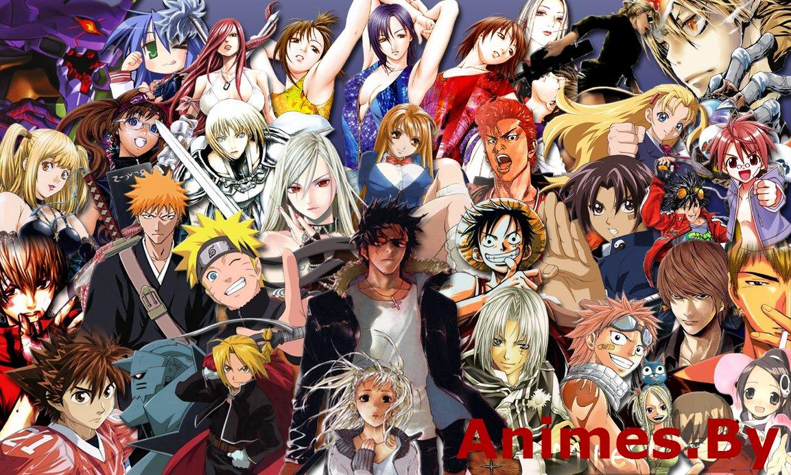 картинки аниме новые: